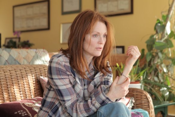 Julianne Moore may have Oscar's pulse.