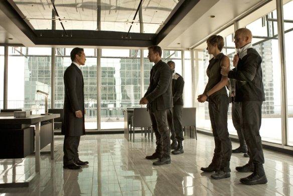 The Divergent Series Insurgent