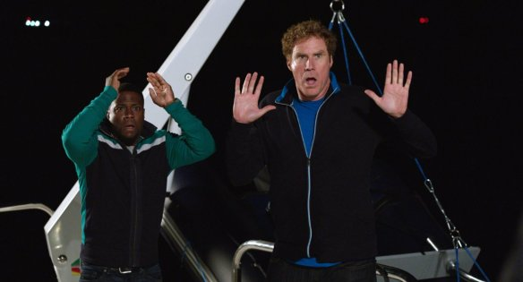 The IRS pays a visit to Kevin Hart and Will Ferrell.