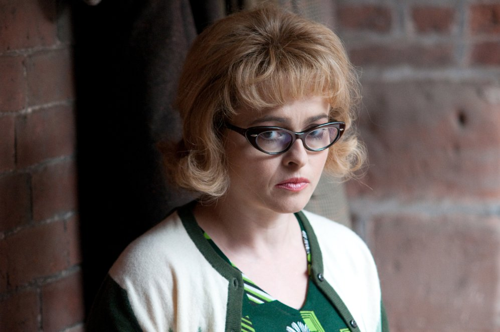 Helena Bonham Carter's Mad Men audition didn't go as planned.
