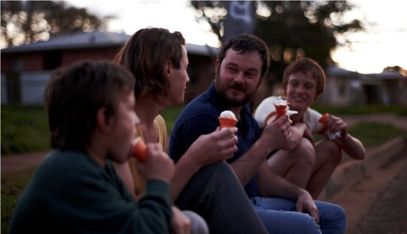 What's a summer evening without ice cream on the curb with a serial killer?