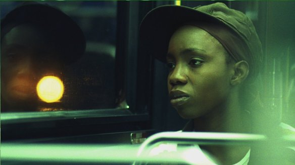 Adepero Oduye considers her options.