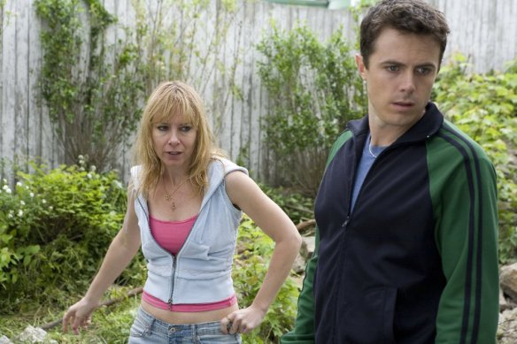 Amy Ryan and Casey Affleck look into the seedy side of South Boston.