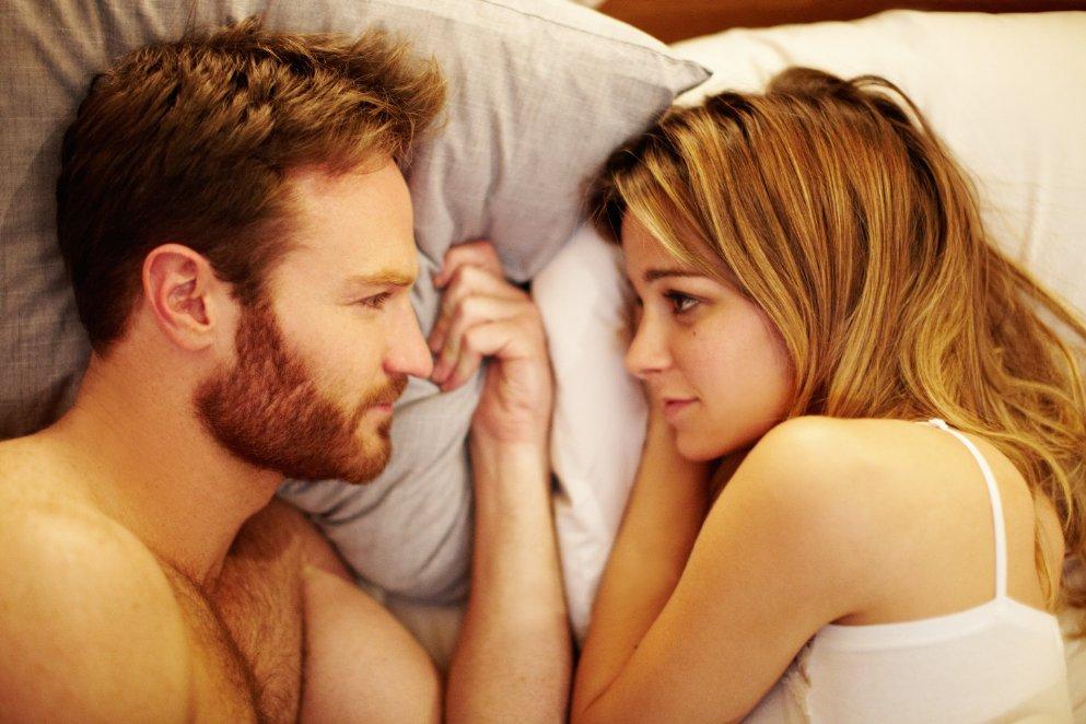 Pillow talk.