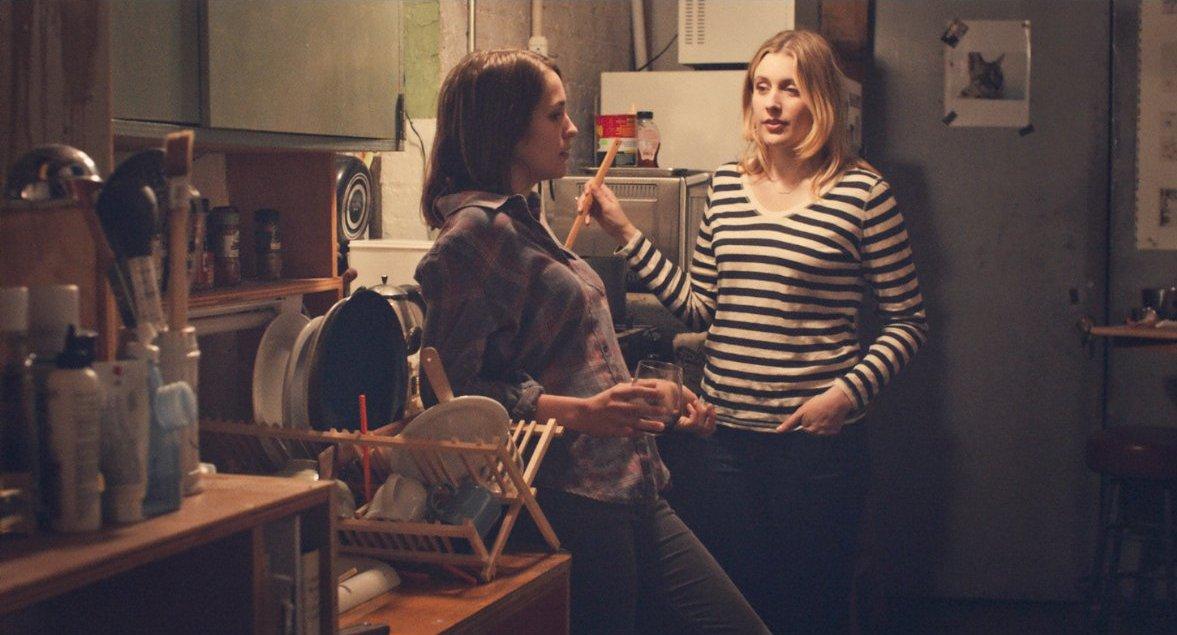 Just two broke girls talkin'.