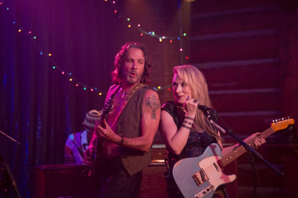 Rick Springfield and Meryl Streep are getting lost in the rock and roll.