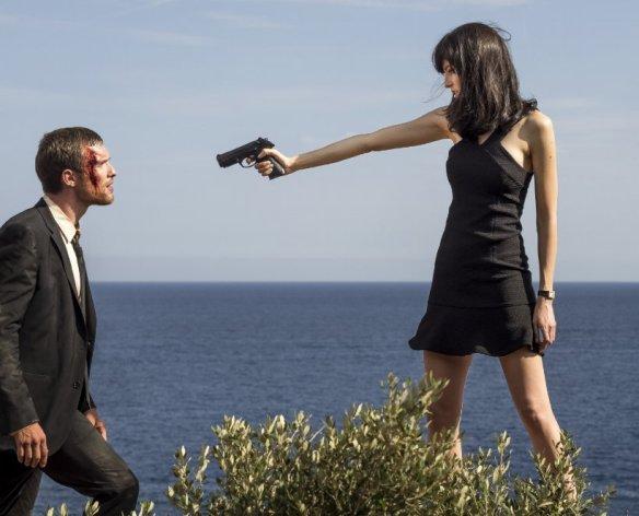 A handgun romance.