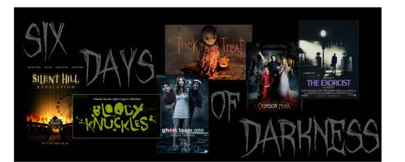 6 Days of Darkness 2015