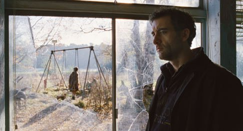 Clive Owen isn't a swinger anymore.