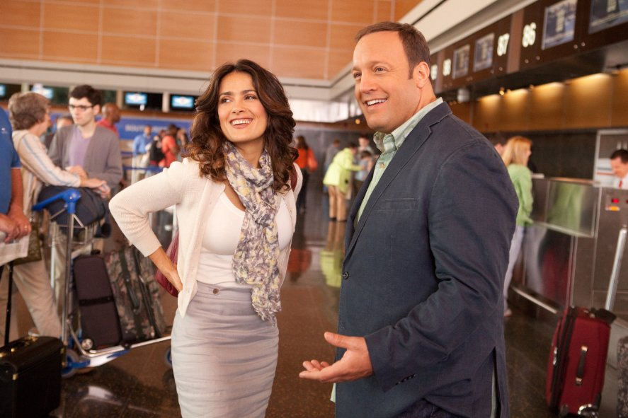Neither Salma Hayek nor Kevin James have read the reviews yet.