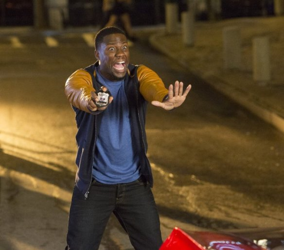 Kevin Hart begs the critics to stop writing mean things about his movies.