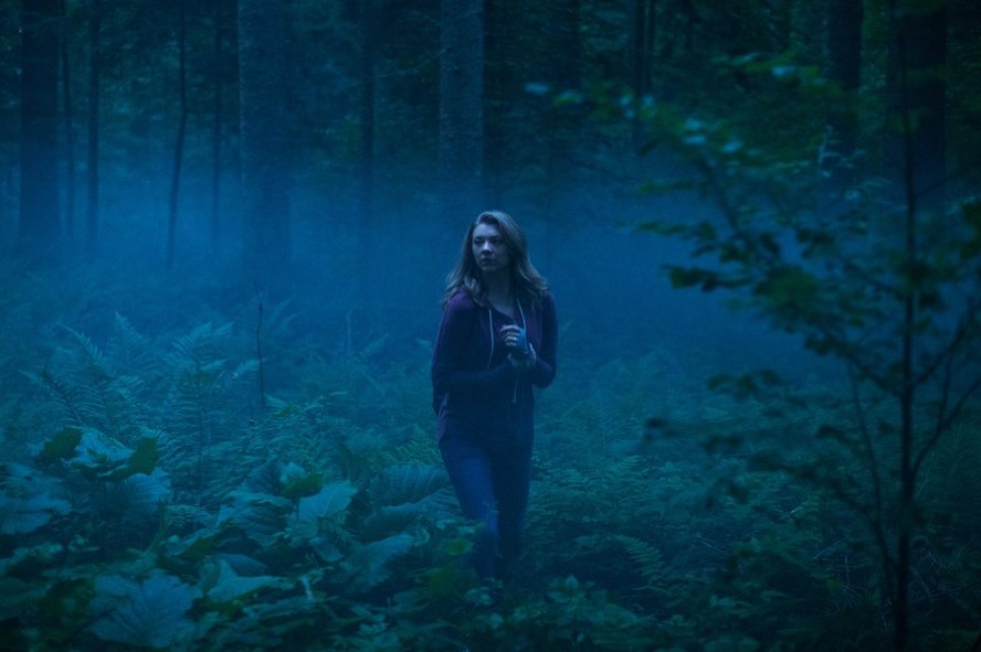 Natalie Dormer finds some of the plot points a little foggy.