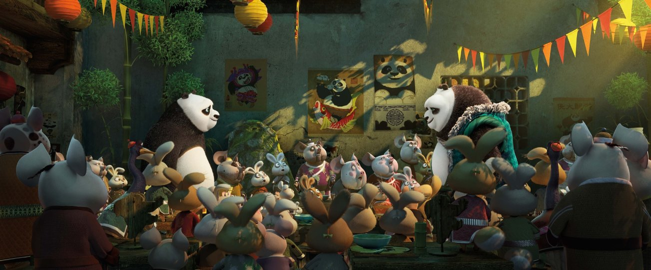 Pandas and rabbits and pigs, oh my!!!