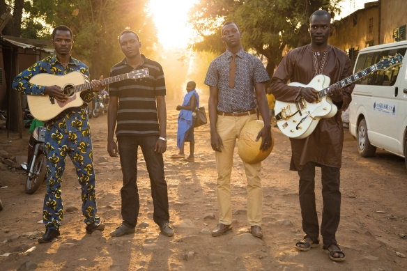 Songhoy Blues has the blues.