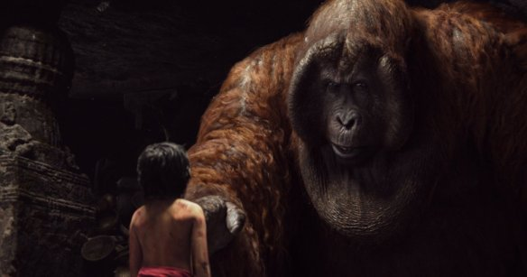 Audiences are going ape for The Jungle Book.