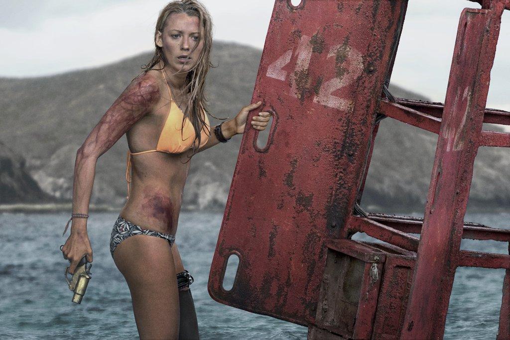 Blake Lively hopes this film will buoy her career.