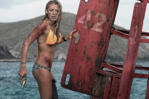 Blake Lively hopes this film will buoy her career.