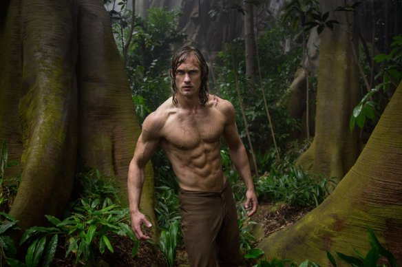 Him Tarzan, you Jane...don't you wish!!!