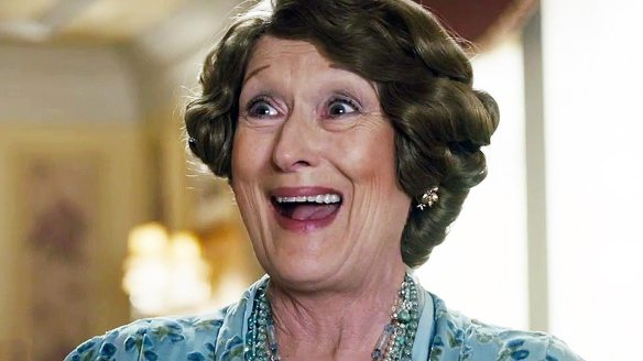 Singing is less a delight and more of an ordeal where Florence Foster Jenkins is concerned.