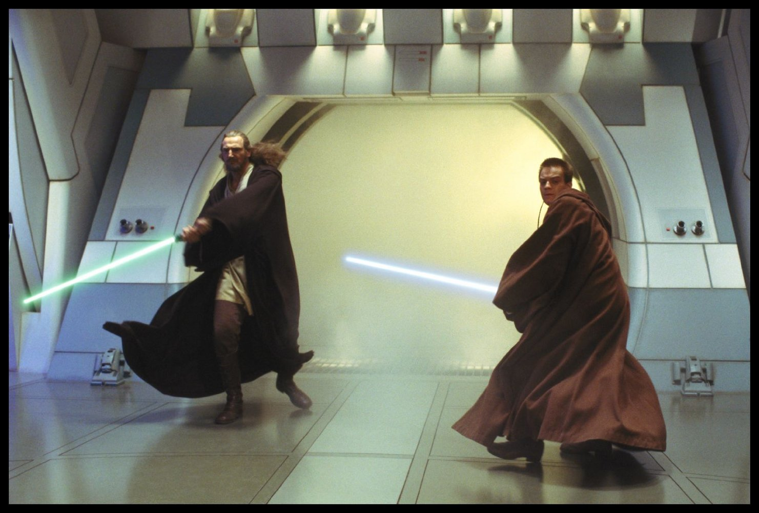 The Jedi are more badass than you can imagine.