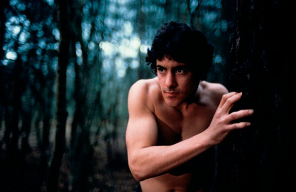 Don't you just hate it when you wake up naked in the woods?