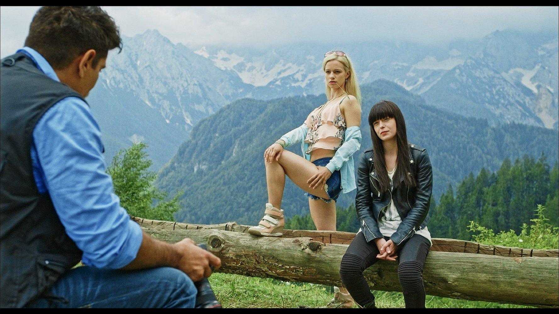 Slovenia: Land of natural beauty and bored models.
