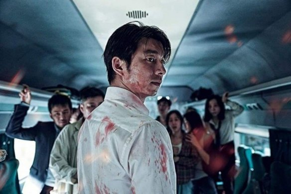 Commuters and zombies and trains, oh my!