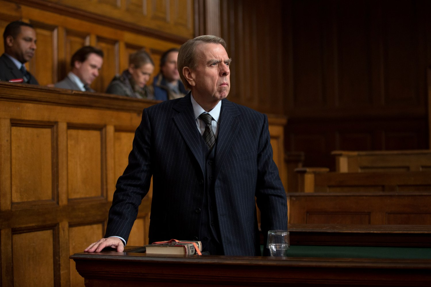 """Timothy Spall reacts to the news that Johnny Depp has been cast in the """"Fantastic Beasts"""" film series."""