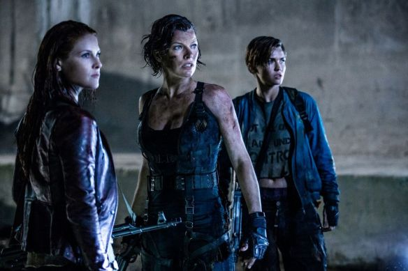 Resident Evil: The Final Chapter