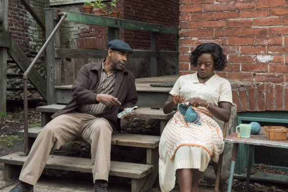 Denzel Washington and Viola Davis await that call from the Academy.